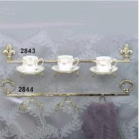 CUP & SAUCER HOLDER - 2 pcs set