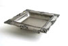 BRUSHED NICKEL TRAY