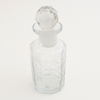 "8 1/2""H CLEAR BOTTLE"